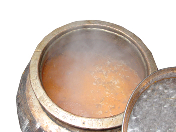 NEAZ Pot of Vegetable Biryani