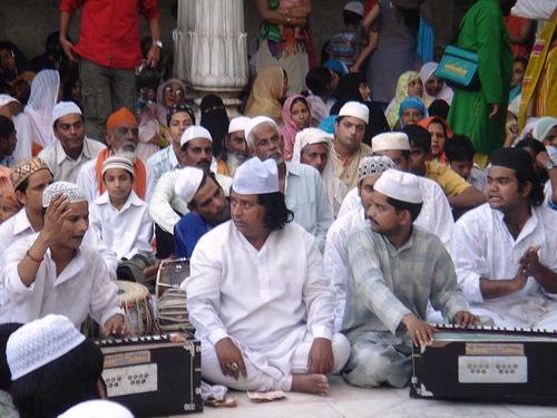 qwwali  Dargah Sharif Ajmer